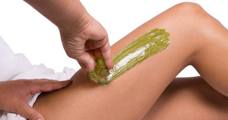 Epilazione con resina, il trattamento più delicato per pelli sensibili.
