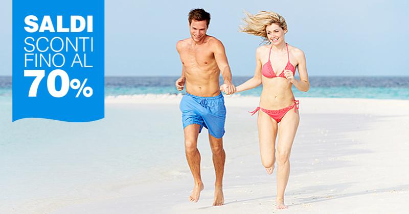 Saldi d'estate, sconti favolosi fino al 70% da Epilsuite!